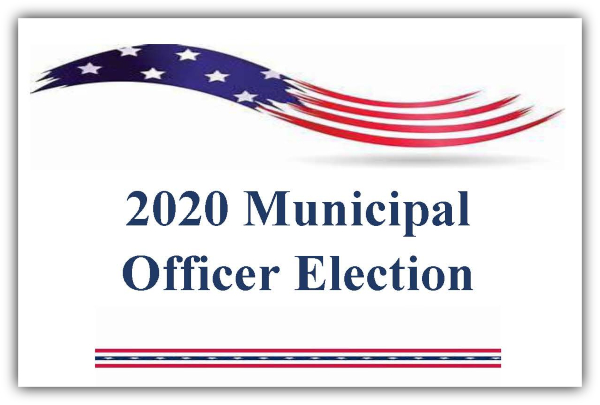 2020 Municipal Officer ElectionB