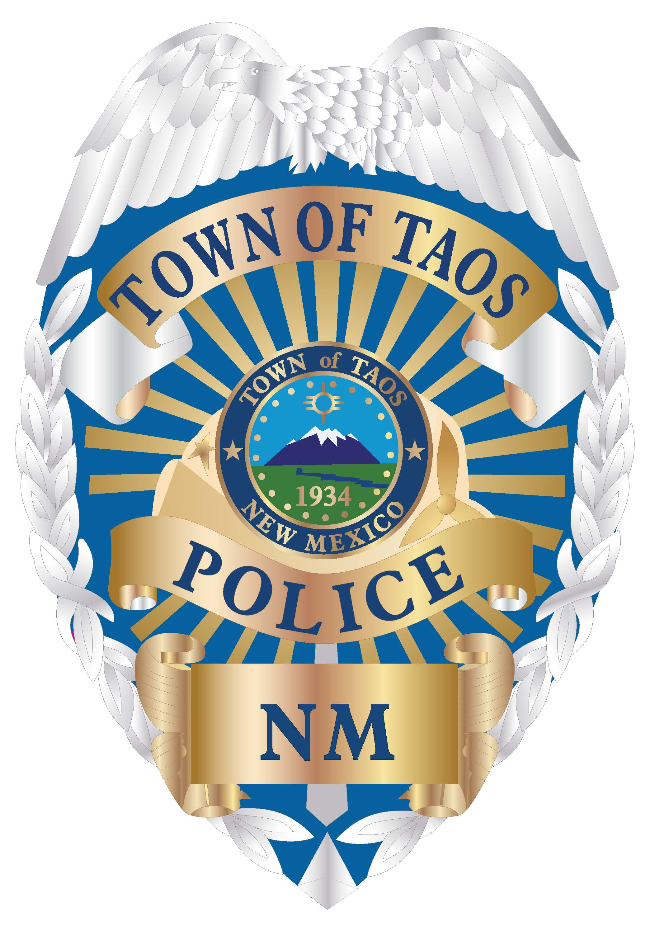 TAOS BADGE
